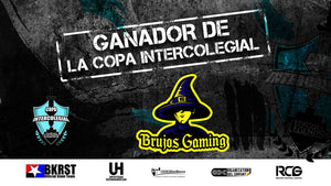 Copa Intercolegial League of Legends Costa Rica 2018 - Semifinales y final presencial