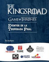 Kingsroad ¡Game of Thrones llega a su temporada final!
