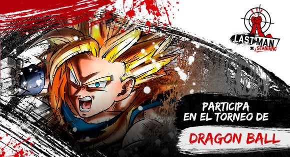 Dragon Ball Z Fighter y/o StreetFighter V, Inscripción al torneo del Last Man Standing Costa Rica