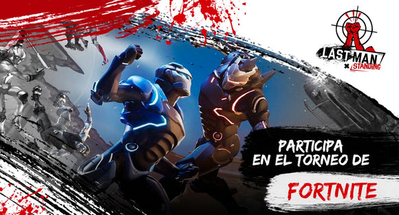 Fortnite Inscripción al torneo del Last Man Standing Costa Rica