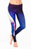 Iris Leggings - Purple/Black