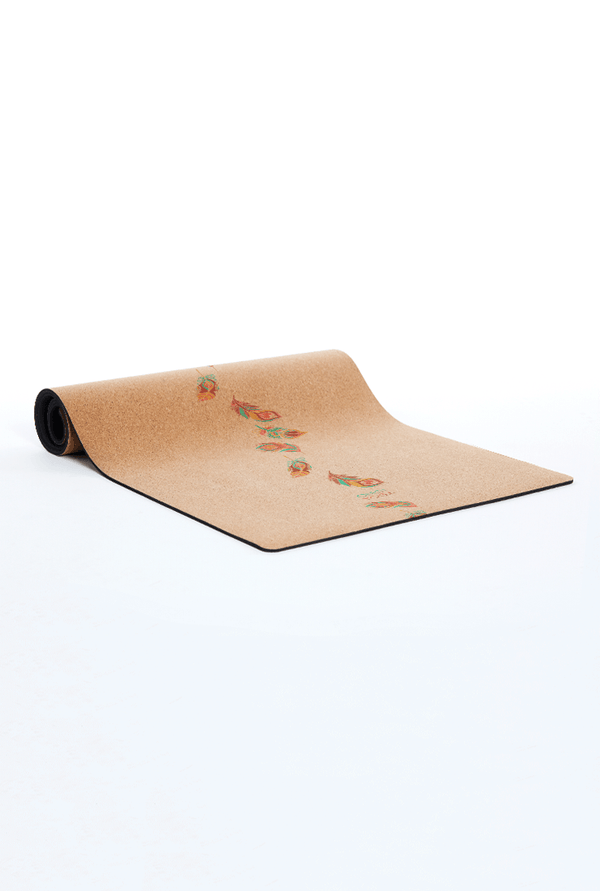 CORKPro Mat - Align Collection - Feathers