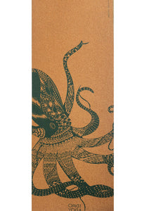 CorkPro™ Mat - Artists Collection - Nautilus