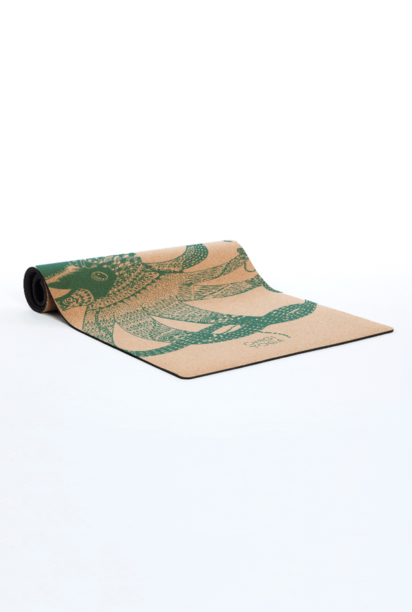 CORKPro Mat - Artists Collection - Nautilus