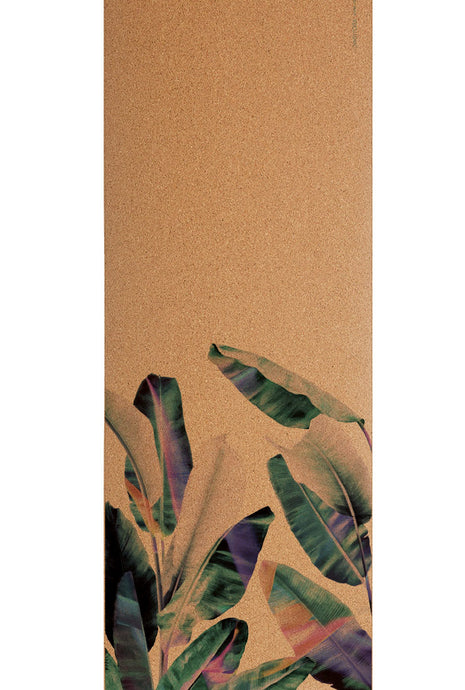 CORKPro Mat - Artists Collection - Tropics