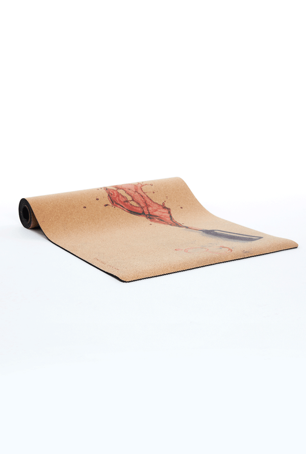 CORKPro Mat - Artists Collection - Vino Wine