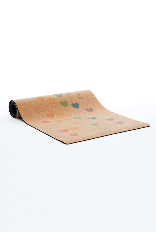 CORKPro Mat - Artists Collection - One Love