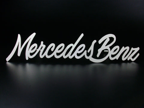 Mercedes Benz grille badge emblem