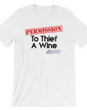 Permission To Thief A Wine