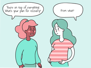 The Truth About Childbirth Recovery & Why it's Overlooked