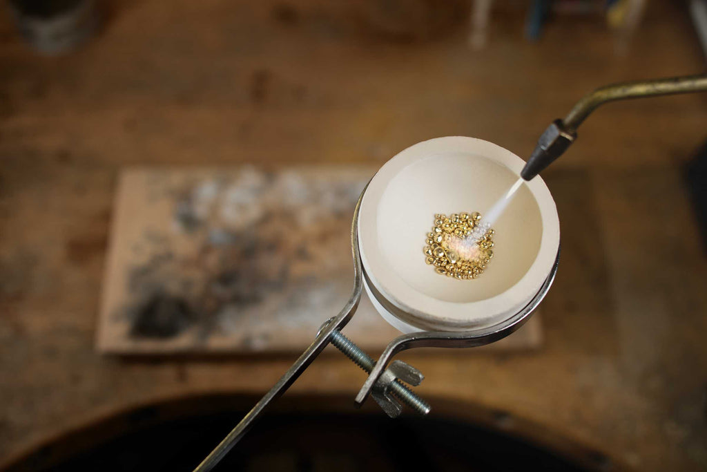 Metals 101: Vermeil, gold-fill, solid - what's the difference?