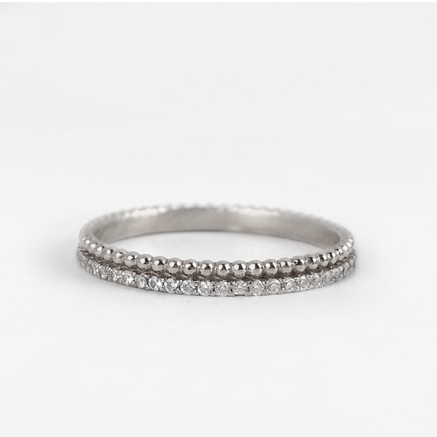 Allison Diamond Eternity Band