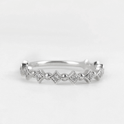 Bellatrix Diamond Band