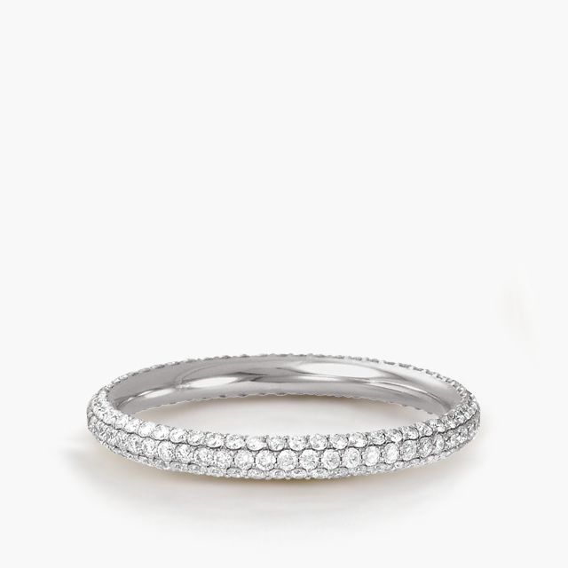 Blizzard Diamond Eternity Band