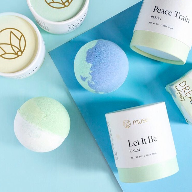 Let It Be Bath Balm (Calm)