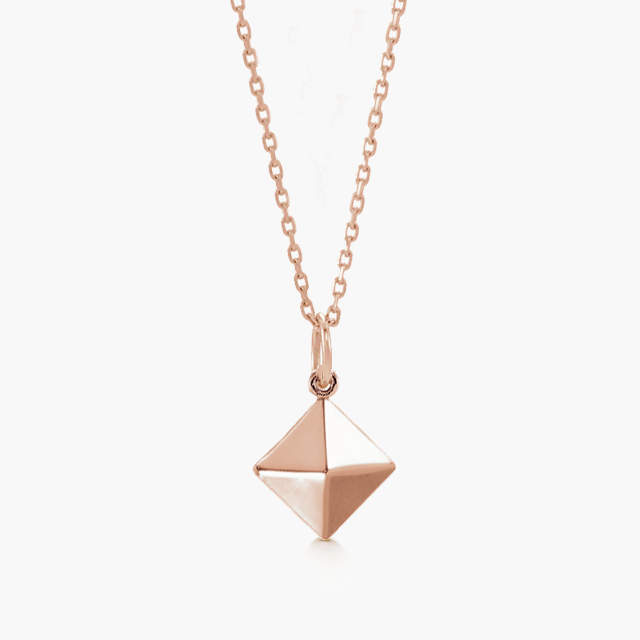 Pyramid Necklace