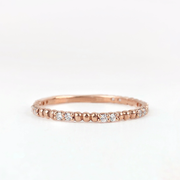 Stargazer Diamond Band