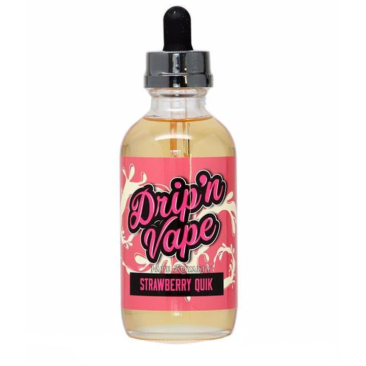 strawberry quik by drip n vape 120ml ejuicesupplies com