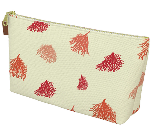 Coral Toiletry Bag