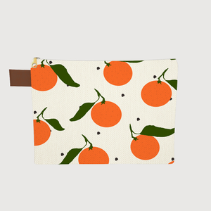Orange You Glad It's Summer Carry-all Pouch