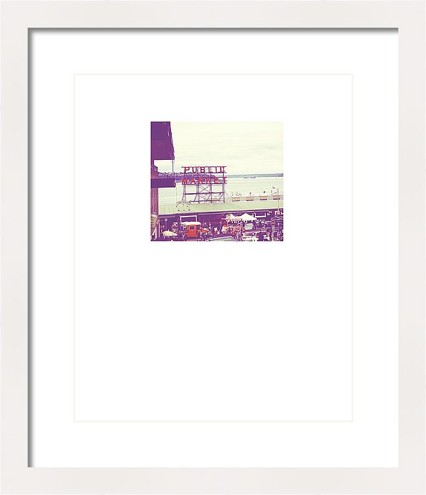 Giclee Travel Print: Seattle