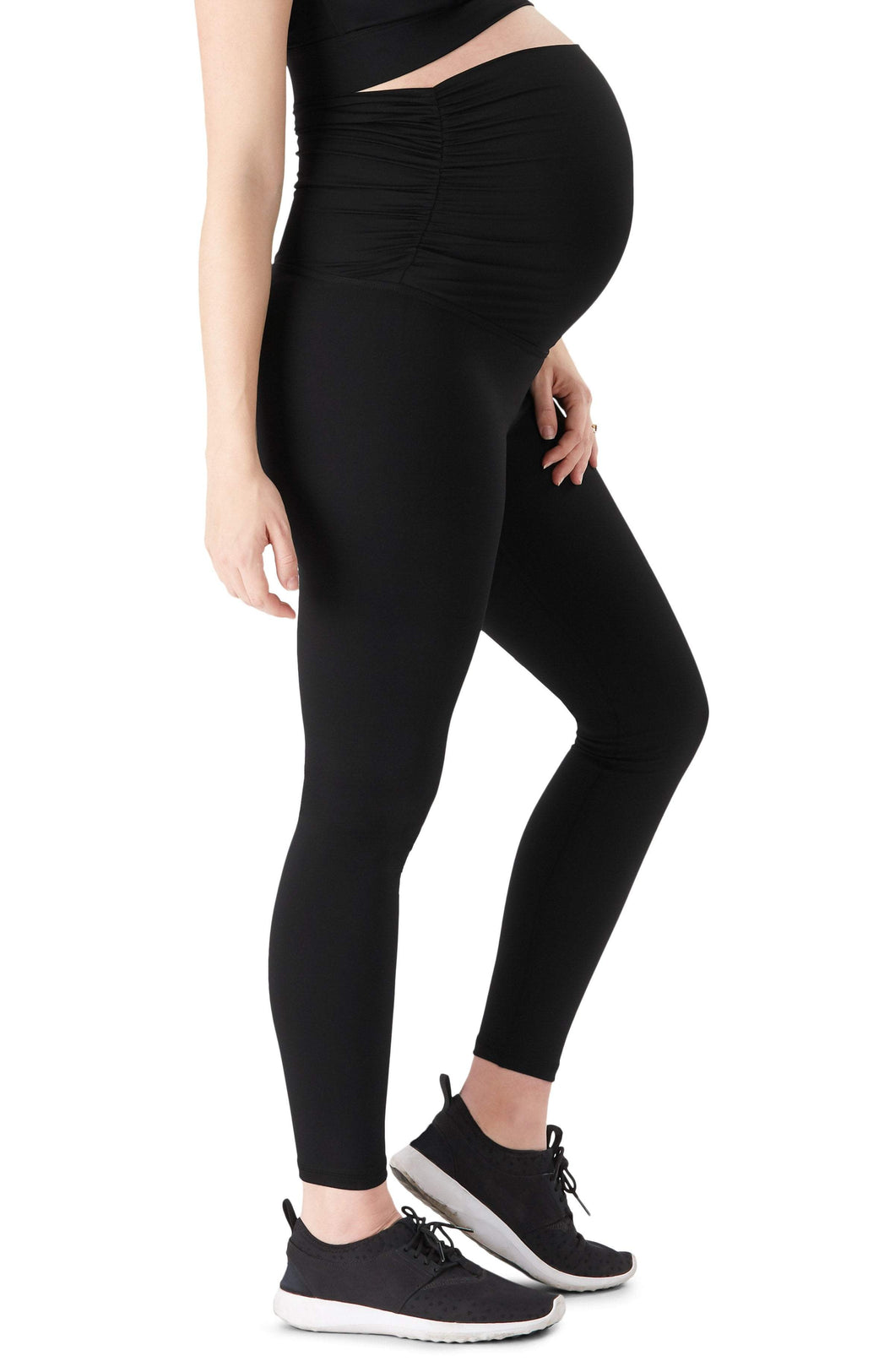 Belly Bandit Black / S Belly Bandit® ActiveWear Essential Leggings