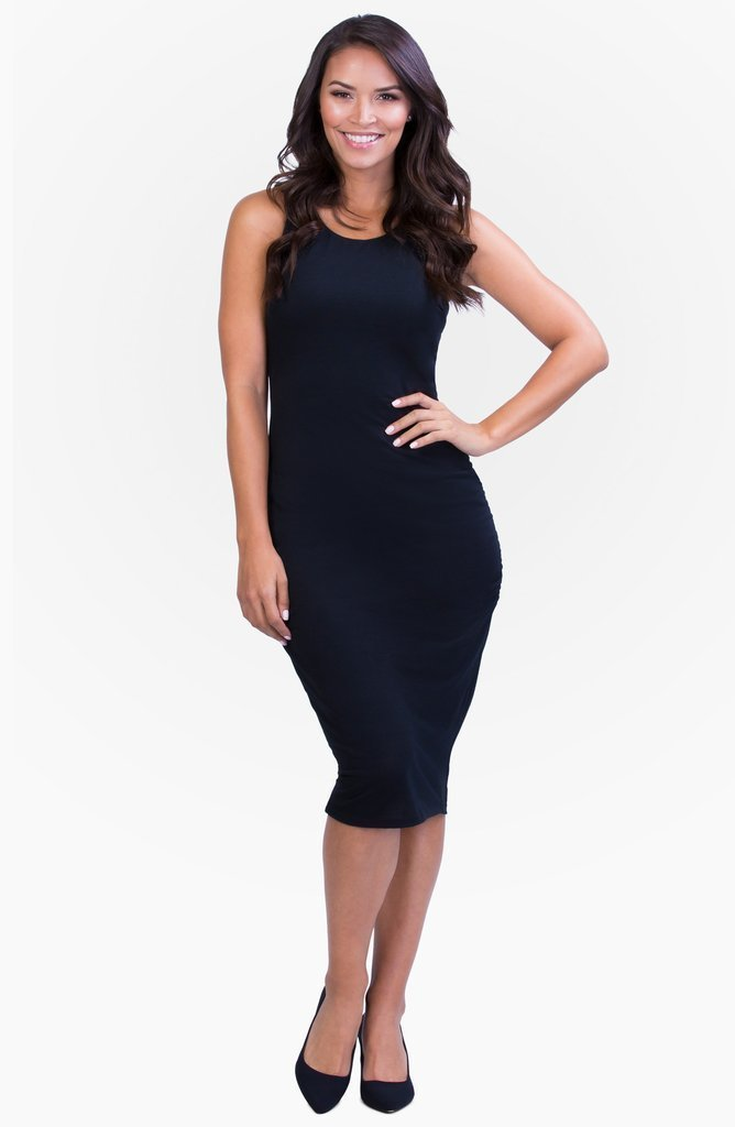 Belly Bandit Black / Small Belly Bandit® Perfect Nursing Dress