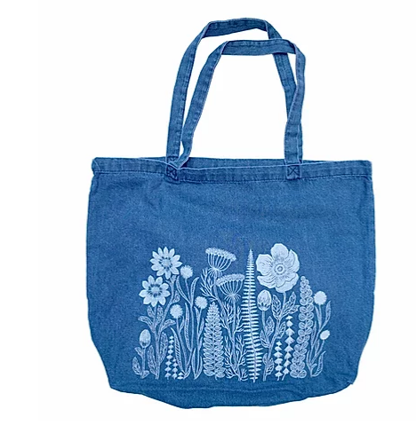 TAKE IT TO THE MARKET TOTE BY LILI ARNOLD
