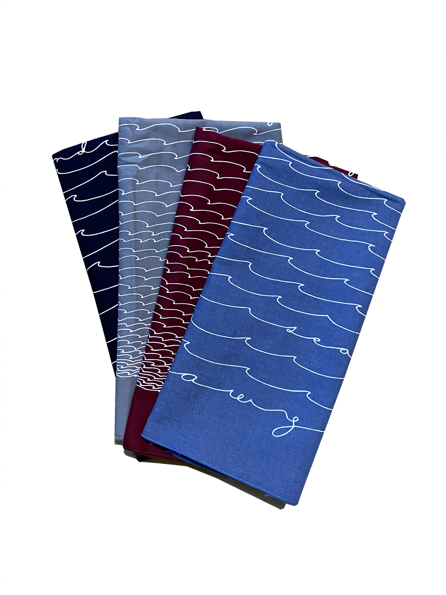 SAWYER BANDANAS (3-PACKS)