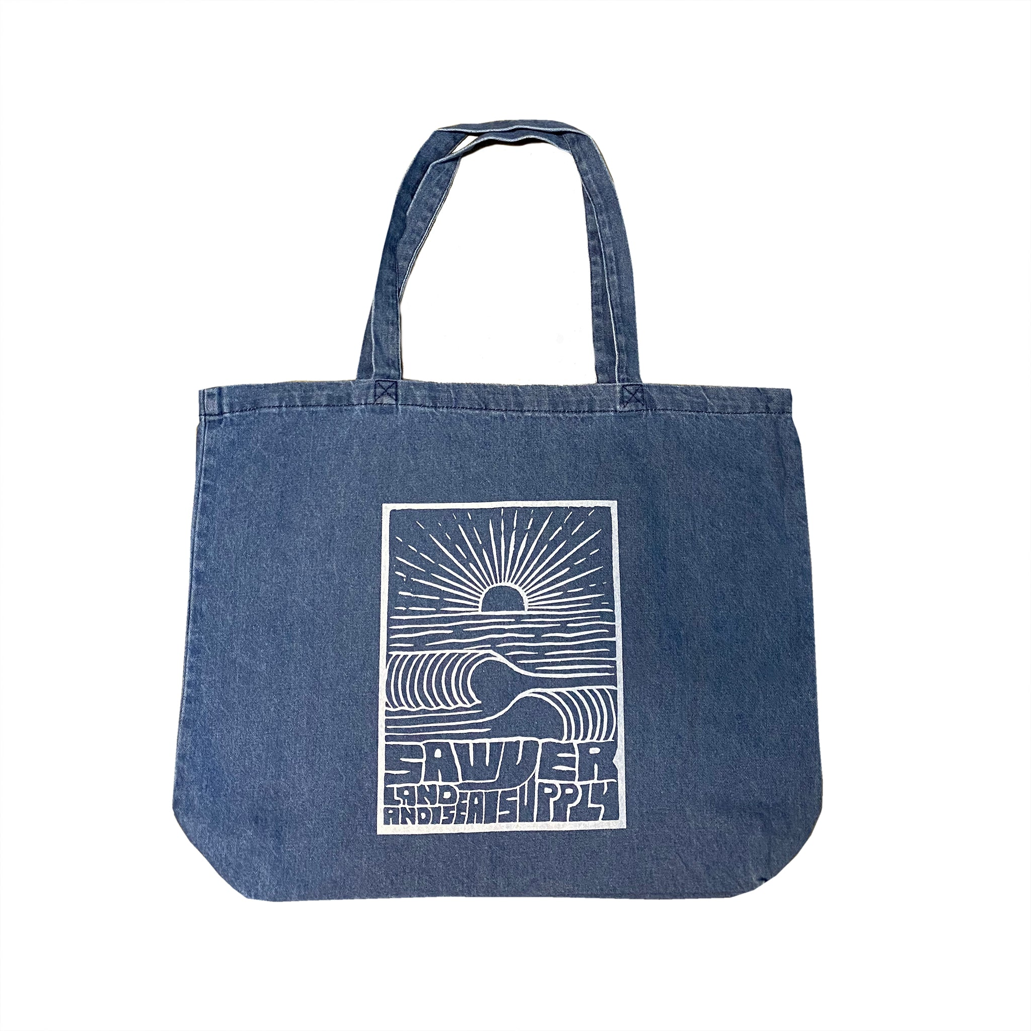 THE SUN SHINES SUPPLY TOTE