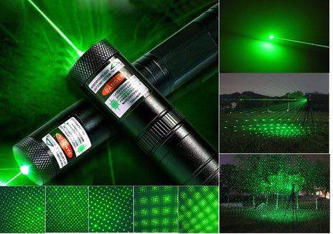 Military Grade Laser Pointer Pen Kit