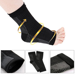 Pair - Anti-Fatigue Compression Foot Sleeves