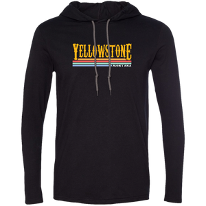 Yellowstone Uni-sex T-Shirt Hoodie