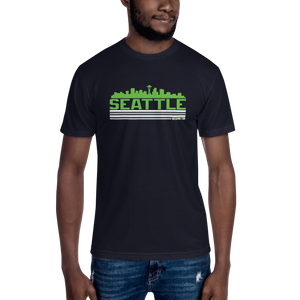 Seattle Washington Unisex Crew Neck Tee