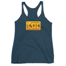 Wyoming LIVIN Women's Racerback Tank (11 colors available) - State Of Livin