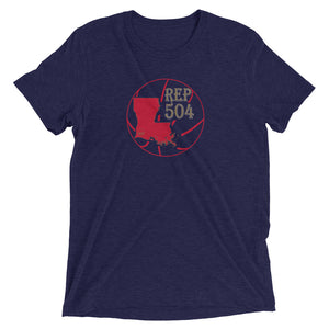 REP 504 Short sleeve t-shirt - State Of Livin