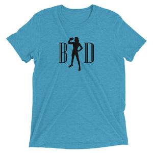Queen Beezy BAD Uni-Sex Short sleeve t-shirt - State Of Livin