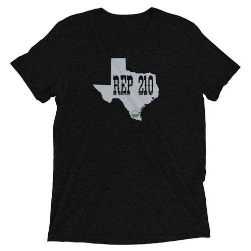 San Antonio REP 210 Unisex Short sleeve t-shirt - State Of Livin