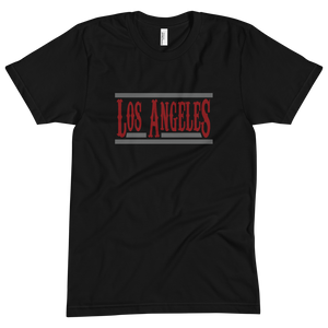 Los Angeles Unisex Crew Neck Tee