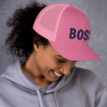 BOSS Trucker Cap
