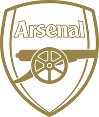 Arsenal Gold Club Crest