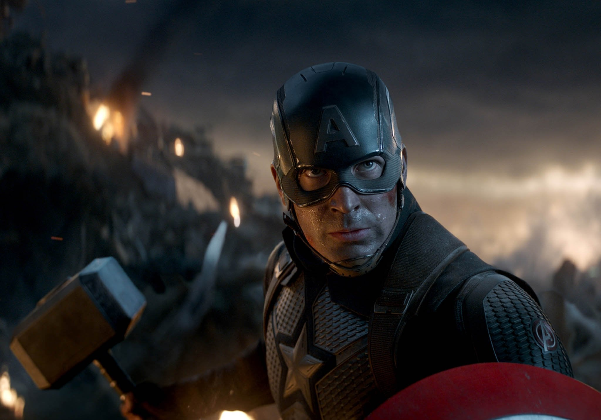 Avengers Endgame Check Out Some Never Before Seen Images