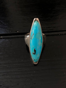 Turquoise dreaming ring