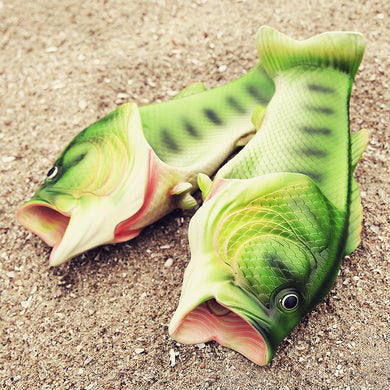 Fish  Sandals for fishing lovers