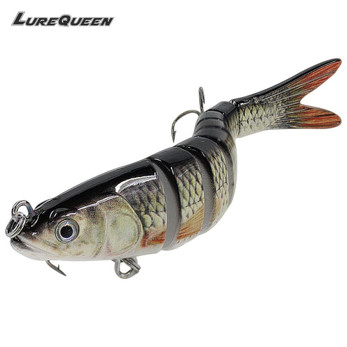 swimbait predator lure
