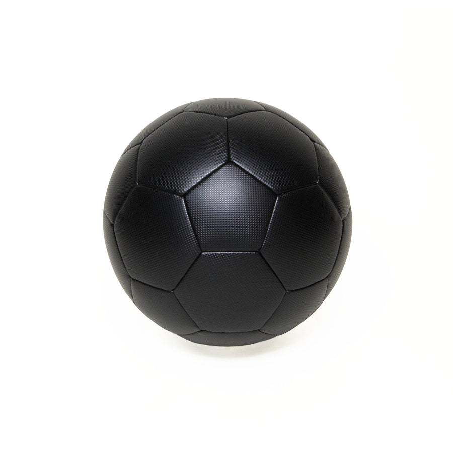 CHANCE Rey Soccer Ball All Black View 1