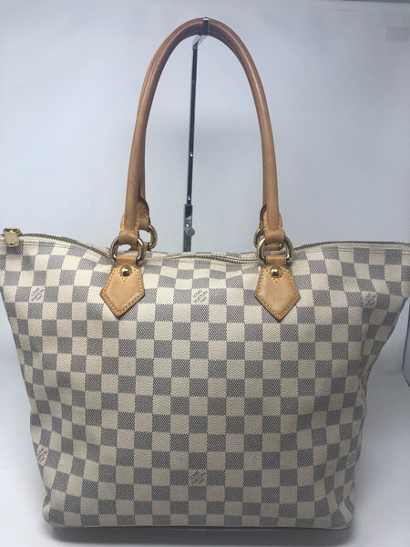 LOUIS VUITTON SALEYA DAMIER AZUR