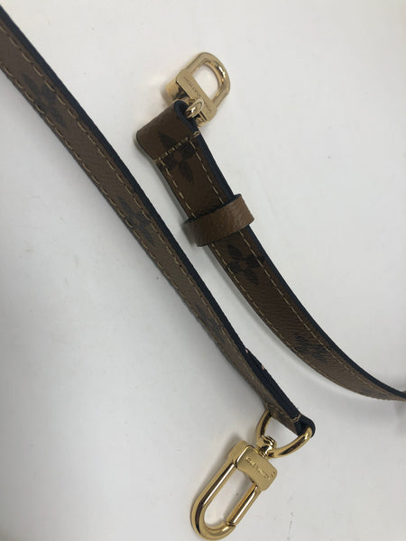 Louis Vuitton Tan Monogram Strap