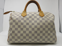 LOUIS VUITTON AZUR DAMIER SPEEDY 30
