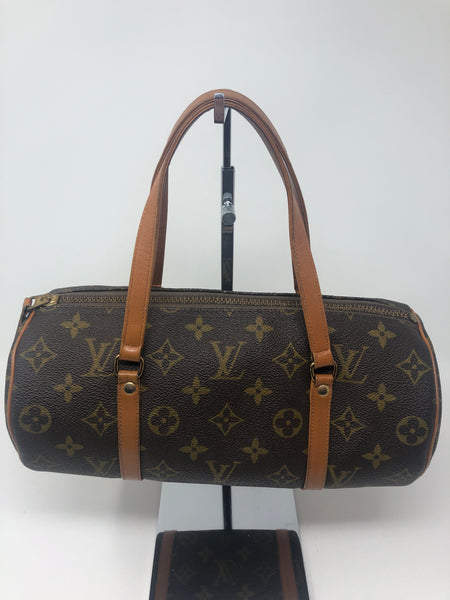 LOUIS VUITTON PAPILLON MONOGRAM HANDBAG